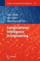Computational Intelligence and Informatics