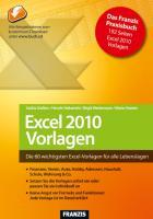 Excel 2010 - Vorlagen