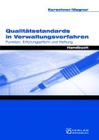 Qualitätsstandards im Verwaltungsverfahren