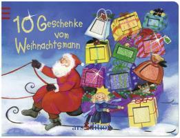 10 Geschenke vom Weihnachtsmann