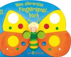 Mein allererstes Fingerspielbuch