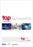 Top Arbeitgeber Automotive 2010/11