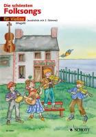 Die schönsten Folksongs/für Violine