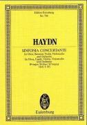 Sinfonia Concertante In B-flat Major (hob. I: 105)