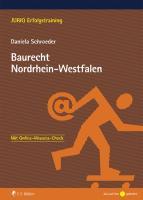 Baurecht Nordrhein-Westfalen