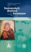 Dostoevsky's 'Brothers Karamazov'