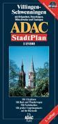 ADAC Stadtplan Villingen-Schwenningen: Mit Brigachtal, Dauchingen, Mönchweiler und Tuningen