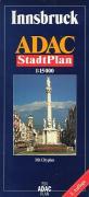 ADAC Stadtplan Innsbruck 1 : 15 000.
