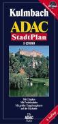 ADAC Stadtplan Kulmbach 1 : 15 000