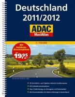 ADAC MaxiAtlas Deutschland 2011/2012: 1:150.000