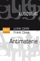 Antimaterie