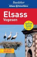 Baedeker Allianz Reiseführer Elsass, Vogesen