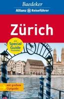 Baedeker Allianz Reiseführer Zürich