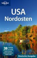 Lonely Planet Reiseführer USA Nordosten