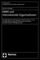 EMRK und internationale Organisationen