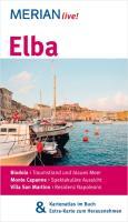 MERIAN live! Reiseführer Elba: MERIAN live! – Mit Kartenatlas im Buch und Extra-Karte zum Herausneh