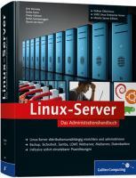 Linux-Server: Das Administrationshandbuch
