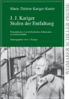 J. J. Kariger Stufen der Entwicklung