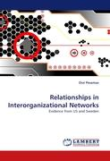 Relationships in Interorganizational Networks - Pesamaa, Ossi