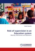 Role of supervision in an Education system