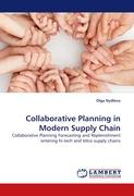 Collaborative Planning in Modern Supply Chain