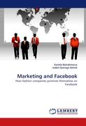Marketing and Facebook: How fashion companies promote themselves on Facebook