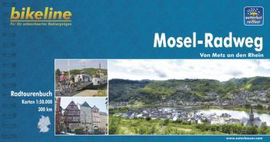 Mosel Radweg Von Metz An Den Rhein - Koblenz: BIKE.290