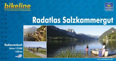 Bikeline Radtourenbuch, Radatlas Salzkammergut (Bikeline Radtourenbücher)