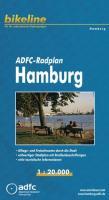 Bikeline Radplan Hamburg. 1 : 20.000, reißfest, GPS-tauglich mit UTM-Netz