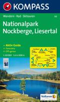 Nockberge NP Liesertal 66 GPS wp kompass +AG
