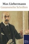 Gesammelte Schriften Max Liebermann Author