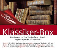 Die Große Klassiker-Box.40 St.auf 10 Mp3-Cds