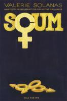 S.C.U.M. Manifest der Gesellschaft zur Abschaffung der Männer