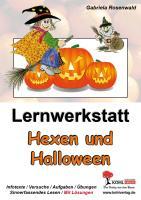 Lernwerkstatt Hexen und Halloween - Kohls zauberhafter Herbst, 4