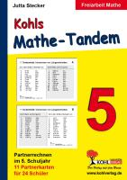 Kohls Mathe-Tandem / Klasse 5