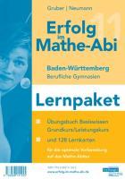 Erfolg im Mathe-Abi 2011 Lernpaket Baden-Württemberg Berufliche Gymnasien: Übungsbuch und Lernkarten für die optimale Vorbereitung in Analysis, Geometrie und Stochastik mit verständlichen Lösungen