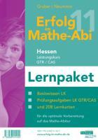 Erfolg im Mathe-Abi 2011 Lernpaket Hessen Leistungskurs GTR + CAS
