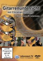 Gitarrenunterricht.TV - Gitarrenunterricht mit Christian Cruzado Kammerl Teil 1 - Kammerl, Christian Cruzado
