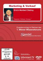 Wissensforum.TV - Erich-Norbert Detroy - Begeistern. Befähigen. Bewegen. - Detroy, Erich-Norbert; Ebert, Christian