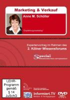 Wissensforum.TV - Anne M. Schüller - Empfehlungsmarketing