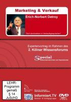 Wissensforum.TV - Erich-Norbert Detroy - Sich durchsetzen in Verkaufsgesprächen - Detroy, Erich-Norbert; Ebert, Christian
