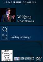 Q-Pool 100 - Wolfgang Rosenkranz - Leading in Change - Rosenkranz, Wolfgang; Ebert, Christian