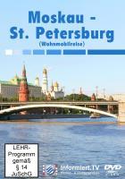 Informiert.TV - Wohnmobilreise Moskau - St. Petersburg - Lackinger, Egon; Lackinger, Egon