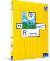 R. R-Einführung: Einführung durch angewandte Statistik (Pearson Studium - Scientific Tools)