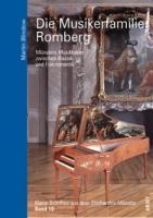 Die Musikerfamilie Romberg: Münsters Musikleben zwischen Klassik und Frühromantik (Kleine Schriften aus dem Stadtarchiv Münster)