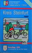KREIS STEINFURT (RADWANDERKARTE)