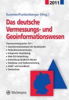 Das deutsche Vermessungs- und Geoinformationswesen 2011