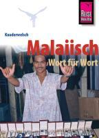 Kauderwelsch Sprachführer Malaiisch - Wort für Wort