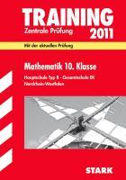 Zentrale Prüfung 2012 Mathematik 10. Klasse. Hauptschule Nordrhein-Westfalen: Mit der aktuellen Prüfung