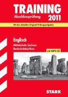 STARK Training Abschlussprüfung Realschule Englisch Sachsen, mit CD